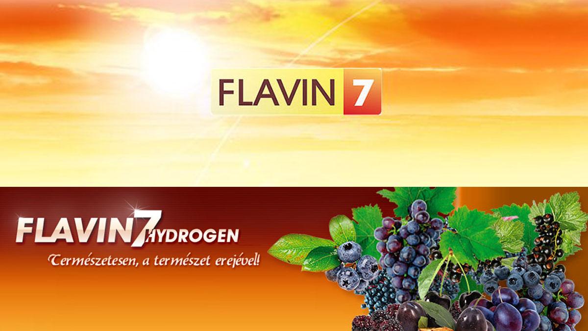 Flavin7 Termékek
